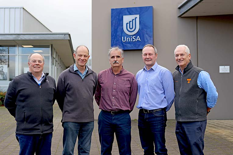 Unisa Forestry Tech Workshop Group Pic  TBW Newsgroup
