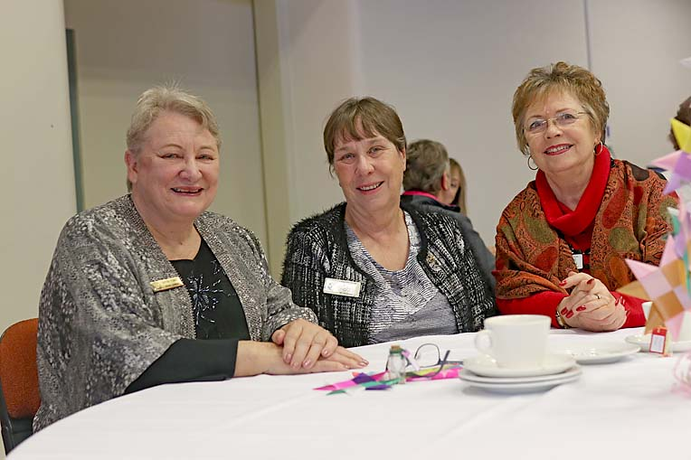 Christine Plunkett, Sue Jacobs And Gayle Green  TBW Newsgroup