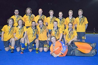 Division 1 Men Premiers 2019 Tigers Hockey Club  TBW Newsgroup