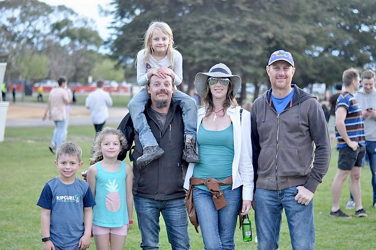 Jason Weinrich, Tania Hogan, Paulk And Krista Hogan Ava Hoganweb TBW Newsgroup