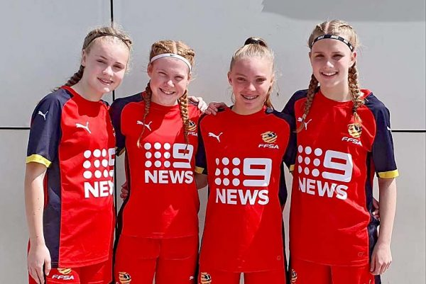 Kate Seaton, Ella Doody, Chelsea Frost And Ellie Seaton Crop TBW Newsgroup