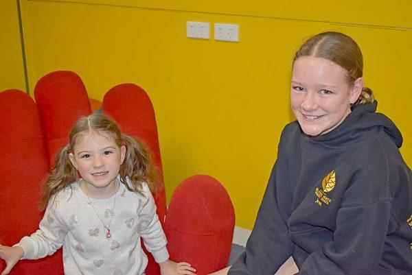 Myla Bowering And Jemma Bowering (2)  TBW Newsgroup
