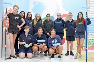 Penola High School Kids  TBW Newsgroup
