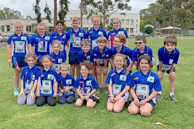 Penola Little Athletics  TBW Newsgroup