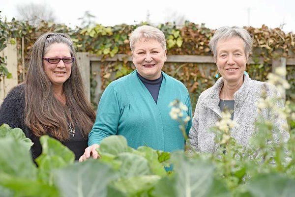 Bronnie Leibhardt, Christine Plunkett And Nel Jans  TBW Newsgroup