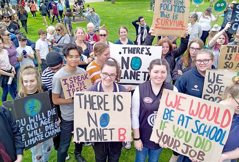 Climate Strike  TBW Newsgroup