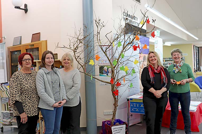 Anti Poverty Network Tree (1)  TBW Newsgroup