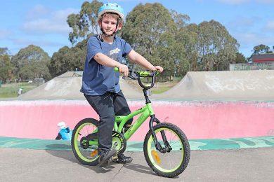 Bike Safety Gabriel Stewart  TBW Newsgroup