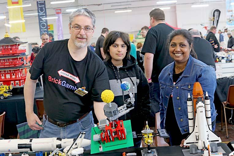 David, Johanna Webb And Savi Fernando  TBW Newsgroup