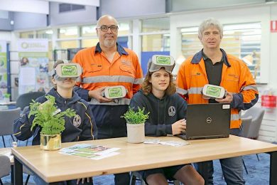 Evision Forestry Program Launch  TBW Newsgroup