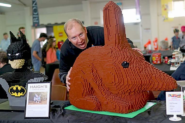 Haighs Chocolate Bilby Steve Ready  TBW Newsgroup
