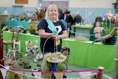 Leonie Horticulture Champ Winner  TBW Newsgroup