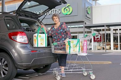 Lesley Medhurst Seniors Carpark  TBW Newsgroup