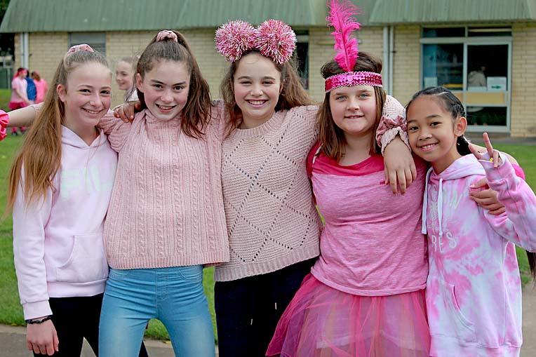 Lily, Zara, Asha, Abbey, Kate (1)  TBW Newsgroup