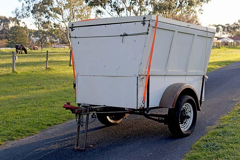 Old Caravan Dave (6)  TBW Newsgroup