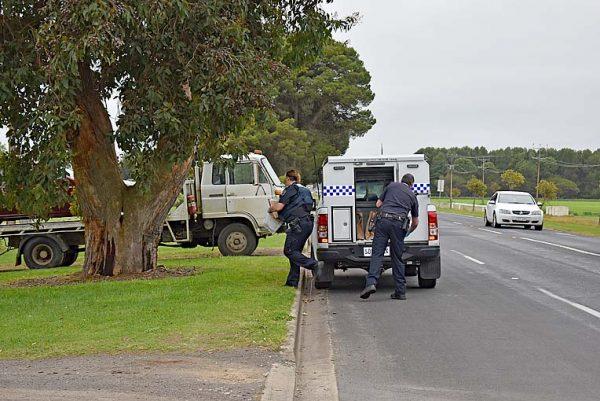 Police Ocrober 21 Arrest TBW Newsgroup