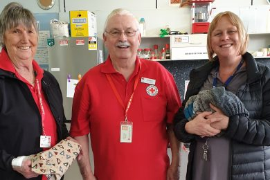Red Cross At Nangwarry Primary School20191018 TBW Newsgroup