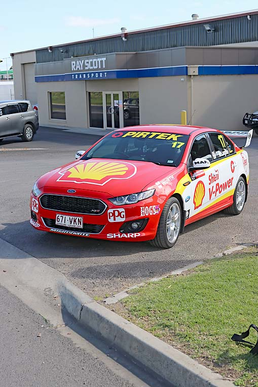 Shell Racing Car (10)  TBW Newsgroup