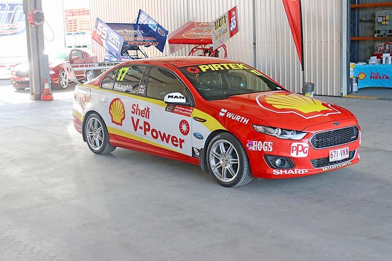 Shell Racing Car (12)  TBW Newsgroup