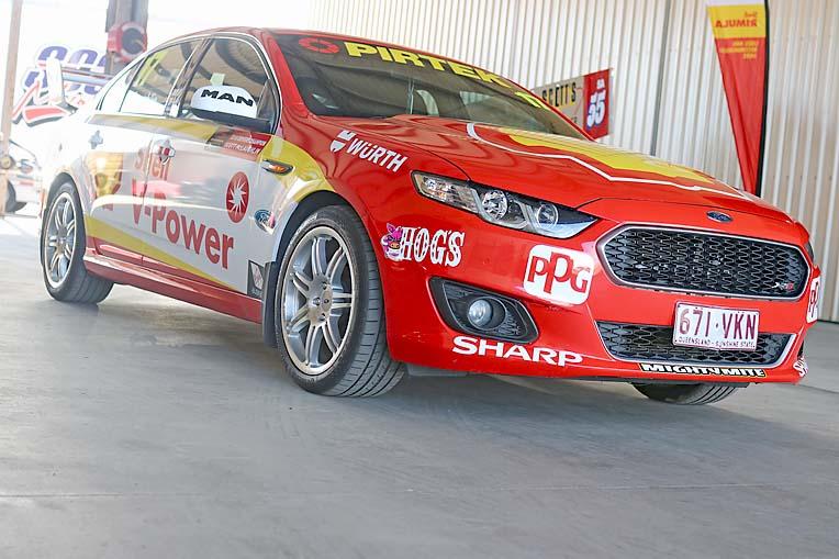 Shell Racing Car (13)  TBW Newsgroup