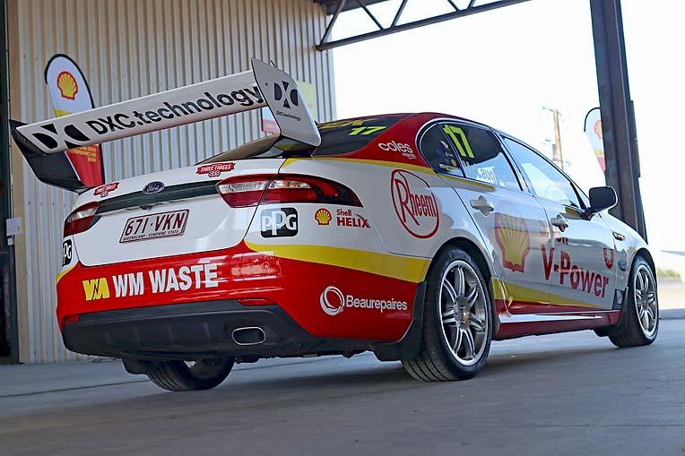 Shell Racing Car (7)  TBW Newsgroup
