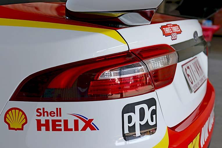 Shell Racing Car (8)  TBW Newsgroup