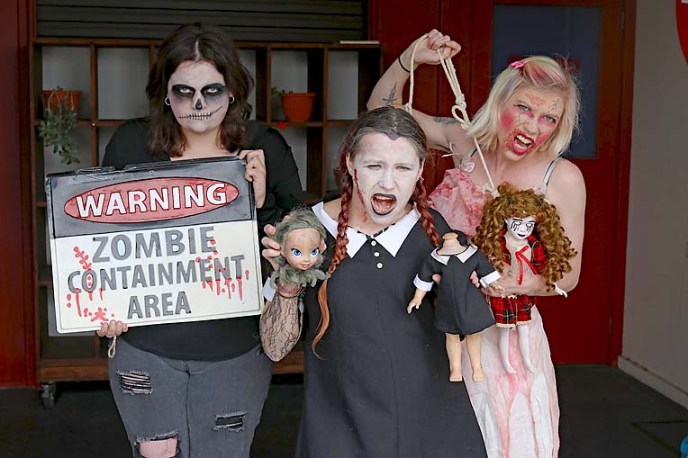 Zombie Walk 2019 (2)  TBW Newsgroup