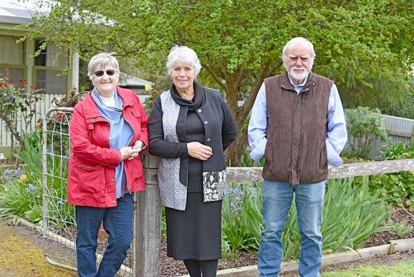 Sandra Spillman, Glenys And Barry Mulligan TBW Newsgroup