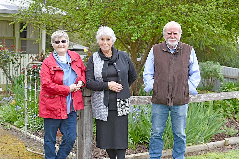 Sandra Spillman, Glenys And Barry Mulligan  TBW Newsgroup