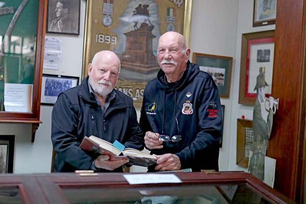 Bob Sandow And Barry Ward  TBW Newsgroup
