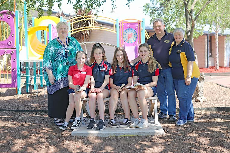 Buddy Bench Program Awarded  TBW Newsgroup