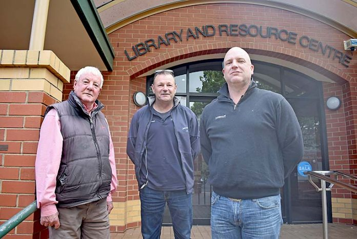 David Little John Chay And Anthony Driessen   TBW Newsgroup