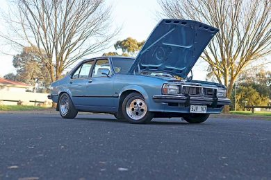Jake Young Torana (29)  TBW Newsgroup