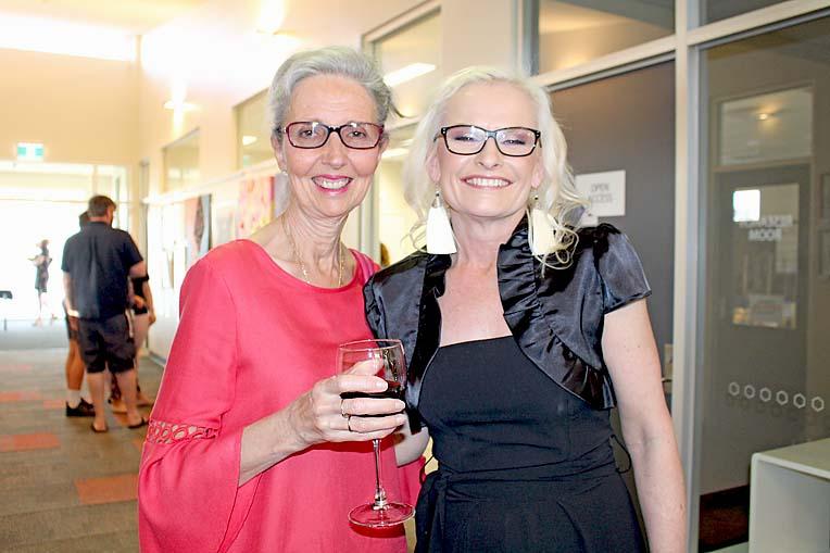 Jill Morale And Jacinta De Brie Delaney  TBW Newsgroup