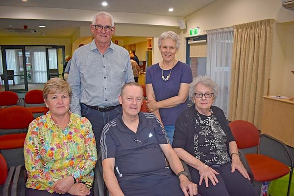 Julie Clarke Greg Nitschke Ian Seebohm Toni Mcgrath And Gwenda Lawlor TBW Newsgroup