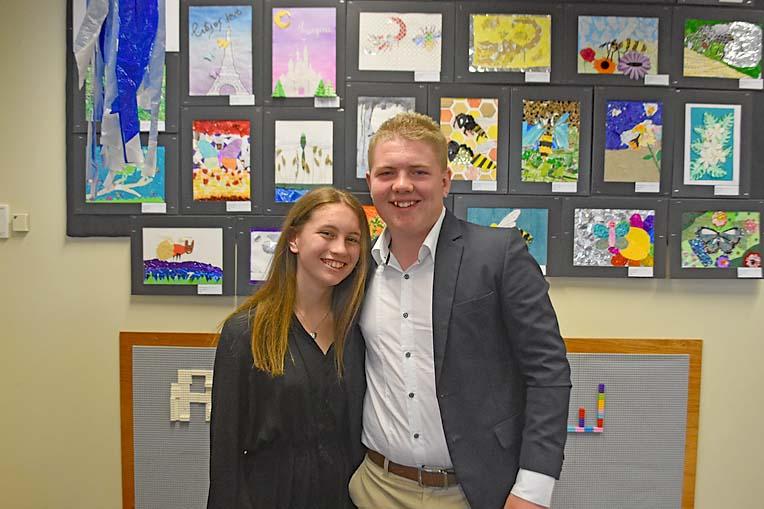 Kira Versteegh And Ben Thiel  TBW Newsgroup