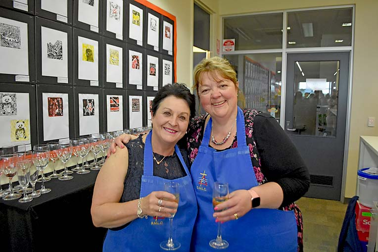 Tracey Auld And Karyn Thiel  TBW Newsgroup