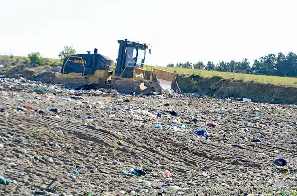 Caroline Landfill  TBW Newsgroup