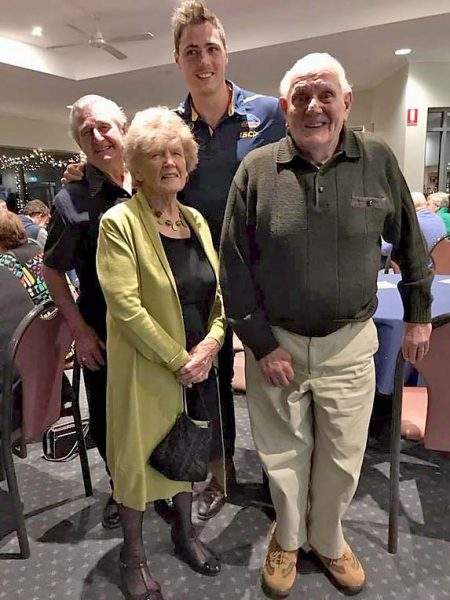 Darby Monroe, Jake And Marg And Jim Whiteweb TBW Newsgroup
