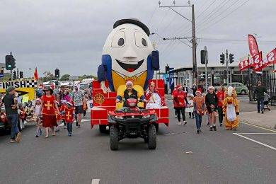 Humpty Dumpty Float  TBW Newsgroup