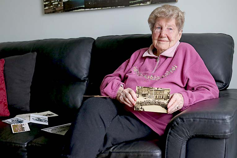 Mount Gambier resident recalls lifetime of history - TBW News Group - The Border Watch