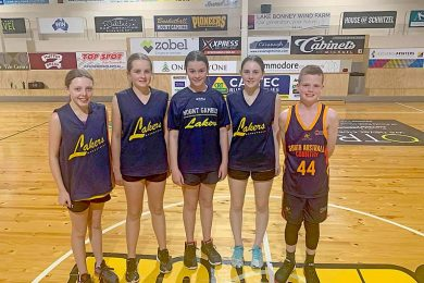 Ava Collins, Macey Griffith, Stella Mobbs, Cara Nulty And Taj Brumbyweb TBW Newsgroup