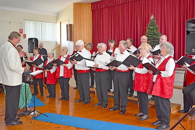 Millicent Choral Society Carols 2019  TBW Newsgroup