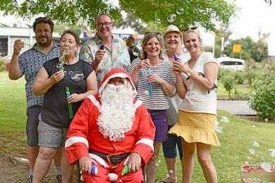 Padbata And Santa (2)  TBW Newsgroup