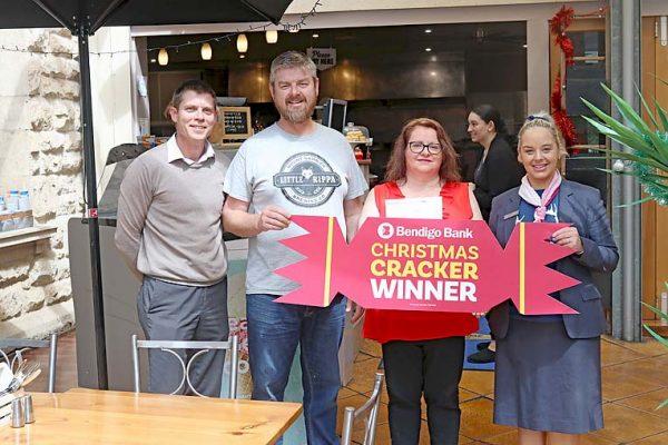 Bendigo Bank Sorrentos Winner TBW Newsgroup