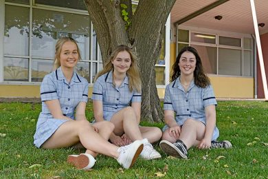 Claire Day, Sophie Charlton, Sharni Mcdonald  TBW Newsgroup