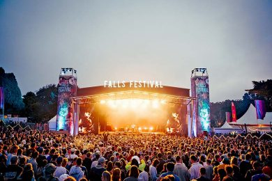Falls Festival  TBW Newsgroup