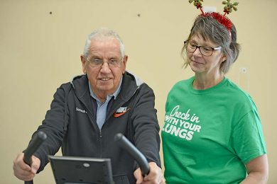 Maurie Drewer And Jill Mckay  TBW Newsgroup
