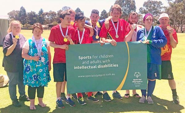 Pic 2 Special Olympics State Games Medalistsweb TBW Newsgroup