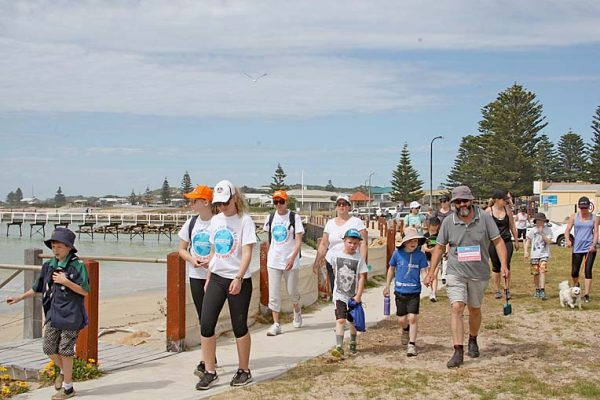 Beachport Walk 2016 TBW Newsgroup
